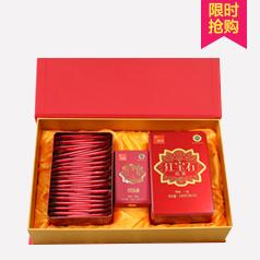 贵茶红宝石礼盒225g