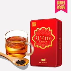 贵茶红宝石红茶108g一级