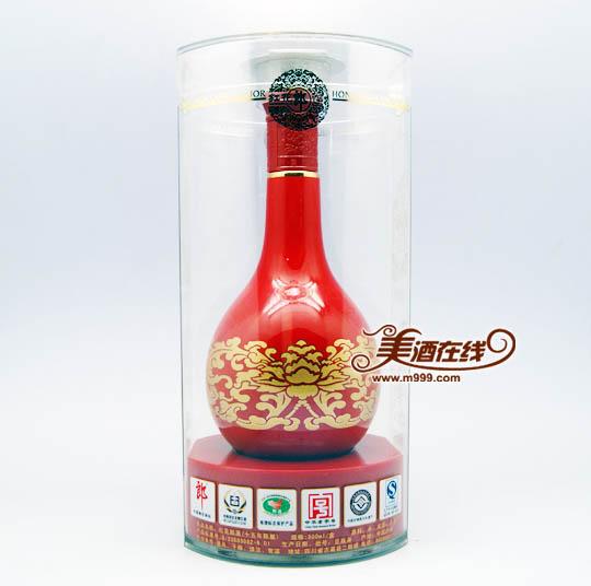 53度15年红花郎酒2010年(500ml)-美酒在线