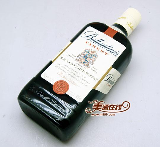苏格兰百龄坛特醇威士忌(700ml)-美酒在线