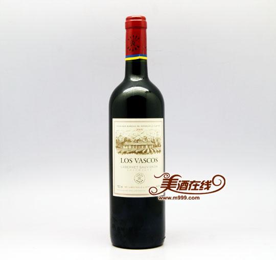 智利拉菲巴斯克卡本妮苏维翁(华诗哥普通)750ml-美酒在线