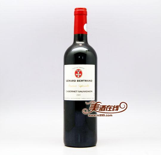 吉哈伯通珍藏卡本妮苏维翁葡萄酒(750ml)-美酒在线