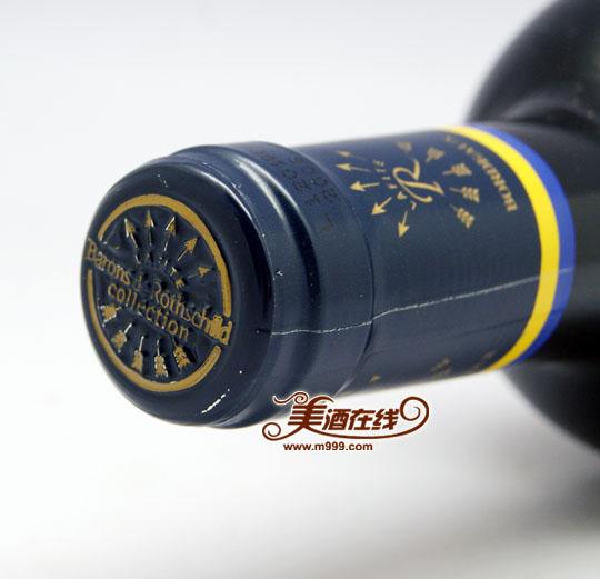法国拉菲传说波尔多干红葡萄酒(750ml)-美酒在线