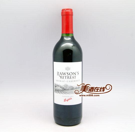 奔富洛神山庄设拉子加本力干红葡萄酒(750ml)