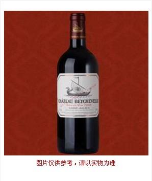 龙船酒庄红葡萄酒2004