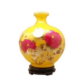 52度北京恒友牌封坛原浆酒(黄色)5L