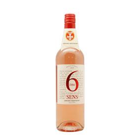 吉哈伯通第六感桃红葡萄酒750ML