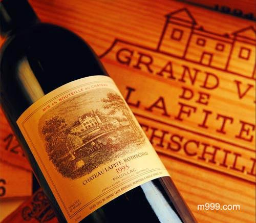 世界上最贵的葡萄酒