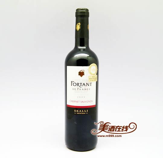苏维�_法国花都加本力苏维翁干红葡萄酒(750ml)