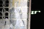 墙壁上的作画